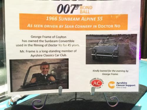 007 Bond Ball